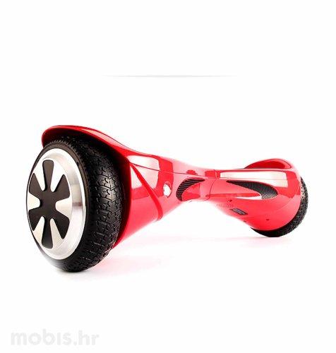 "Koowheel Hoverboard K1 8"" samobalansirajući skuter: crveni"