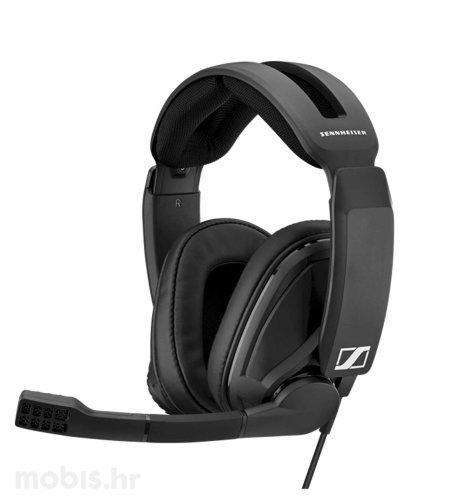 Sennheiser GSP 302 slušalice: crne