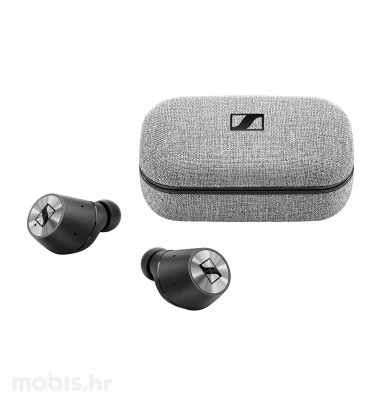 Sennheiser Momentum True bežične slušalice: crne
