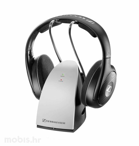 Sennheiser RS 120-8 II slušalice: srebrno-crne