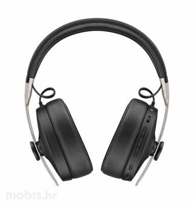 Sennheiser Momentum 3 bežične slušalice: crne