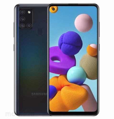 Samsung Galaxy A21s 3GB/32GB: crni