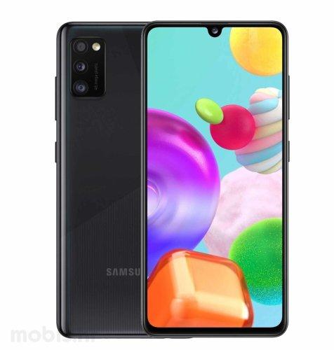 Samsung Galaxy A41 4GB/64GB: crni