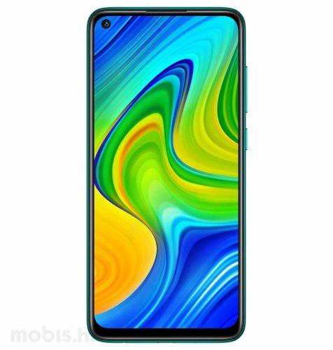 Xiaomi Redmi Note 9 3GB/64GB: zeleni