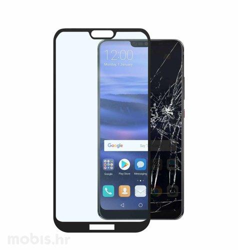 Zaštitno staklo za Huawei P20 Lite: crno