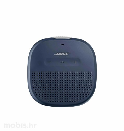 Bose Soundlink Micro bluetooth zvučnik: plavi