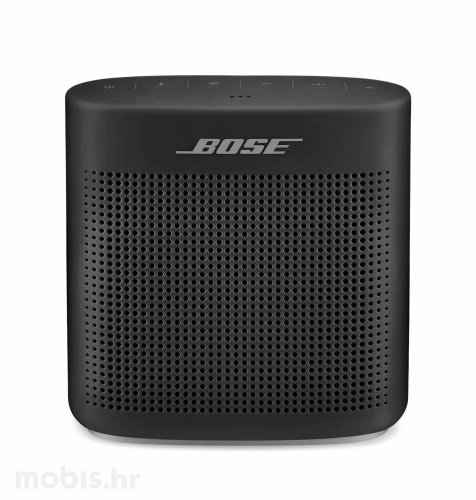 Bose Soundlink Colour BT zvučnik II: crni