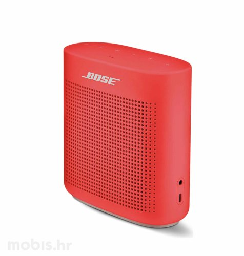 Bose Soundlink Colour BT zvučnik II: crveni