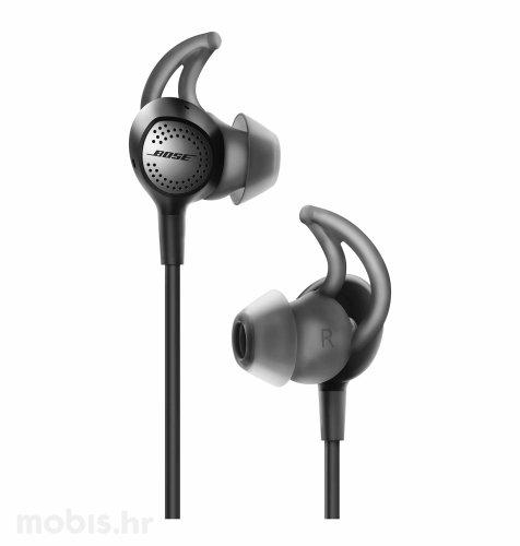 Bose 30 II bežične slušalice: crne