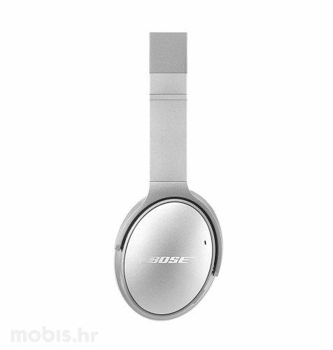 Bose 35 II bežične slušalice: srebrne