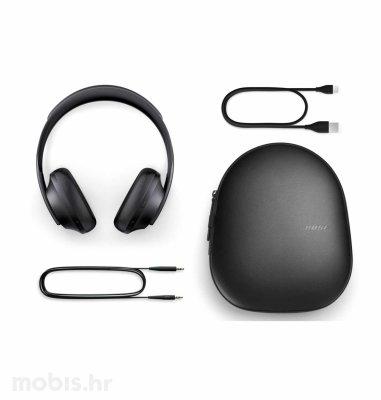 Bose 700 bežične slušalice: crne