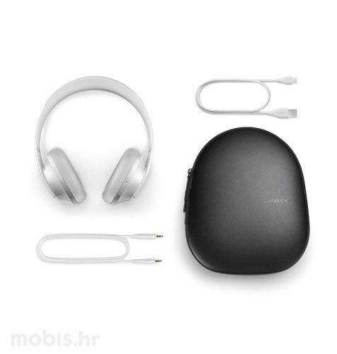 Bose 700 bežične slušalice: srebrne