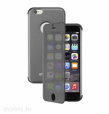 Cellular line preklopna maskica na dodir za iPhone 7/8/SE2: crna