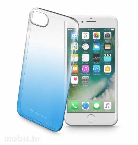 Cellular line plastična zaštita za iPhone 7/8/SE2: plava