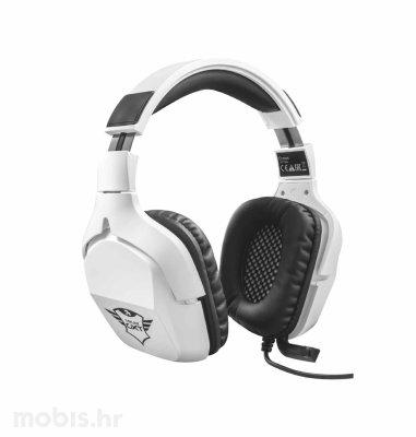 Trust Creon gaming slušalice (GXT354): bijele