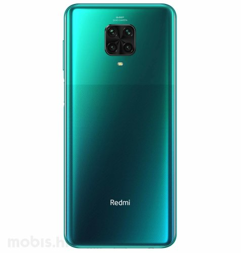 Xiaomi Redmi Note 9 Pro 6GB/64GB: zeleni