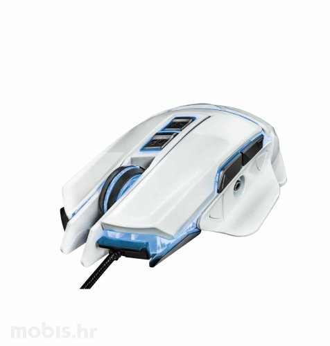 Trust Falx gaming miš (GXT154): bijeli