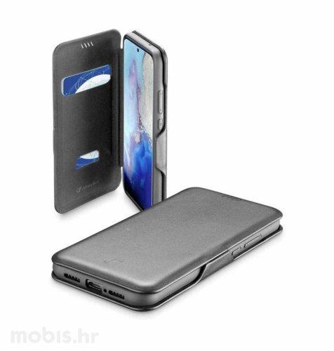 Cellular line preklopna maskica za Samsung Galaxy S20: crna