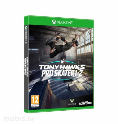 Tony Hawk's Pro Skater 1 + 2 igra za Xbox One