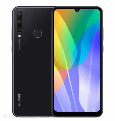 Huawei Y6p: crni