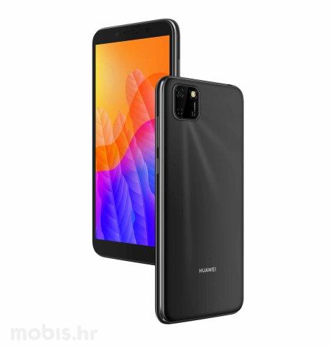 Huawei Y5p: crni