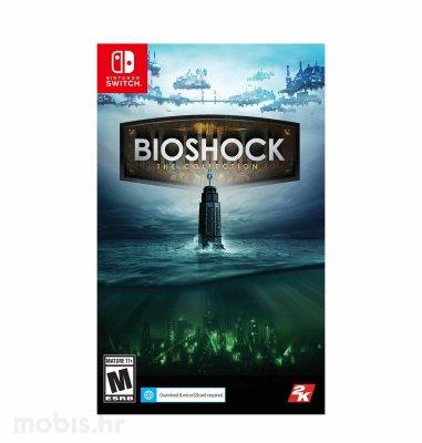 BioShock: The Collection igra Nintendo Switch