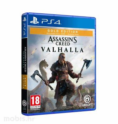 Assassin's Creed Valhalla Gold Edition igra za PS4