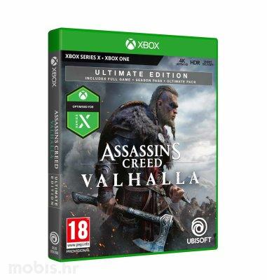 Assassin's Creed Valhalla Ultimate Edition igra za Xbox One
