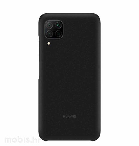Huawei TPU zaštitna maska za Huawei P40 lite: crna