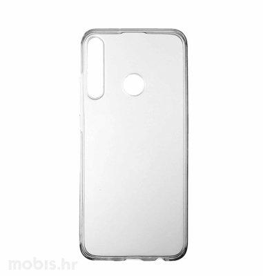 Huawei TPU zaštitna maska za Huawei P40 lite E: prozirna