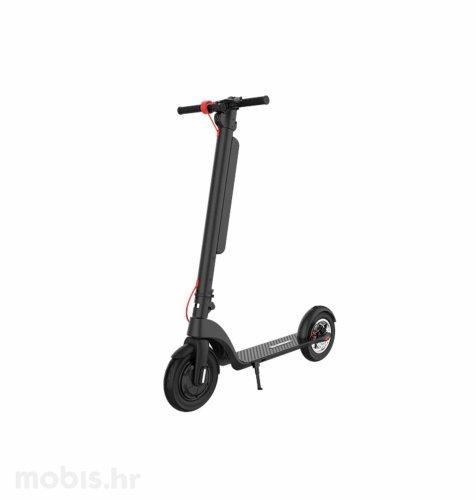Neon Pro električni romobil: crni