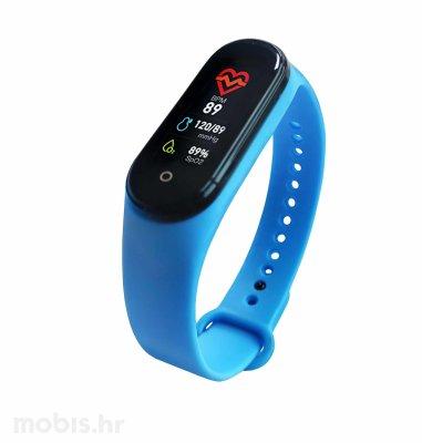 Pametna narukvica Neon M4: plava
