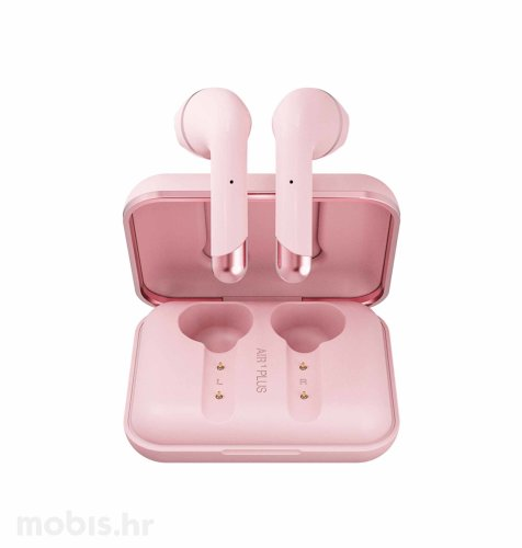 Happy Plugs Air1 Plus Earbud bežične slušalice: rozo zlatne