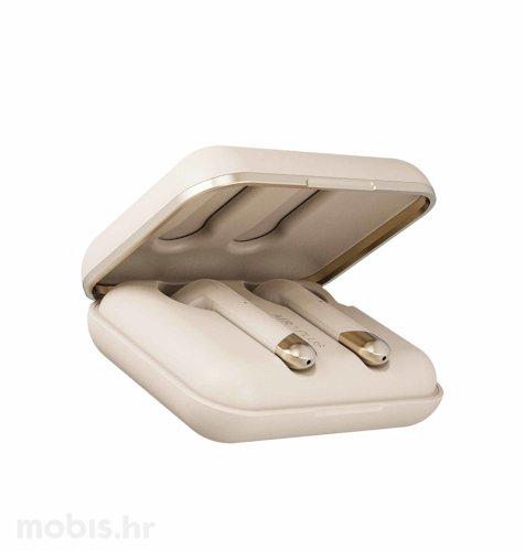 Happy Plugs Air1 Plus Earbud bežične slušalice: zlatne
