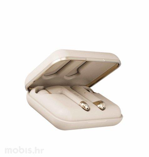 Happy Plugs Air1 Plus In-Ear bežične slušalice: zlatne