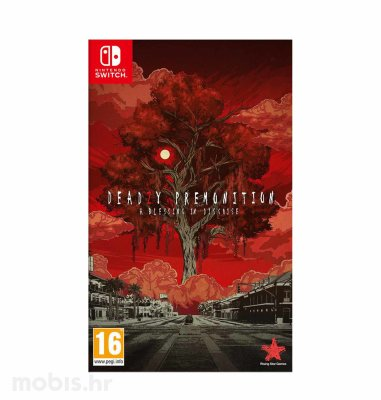 Deadly Premonition 2: A Blessing in Disguise igra za Nintendo Switch