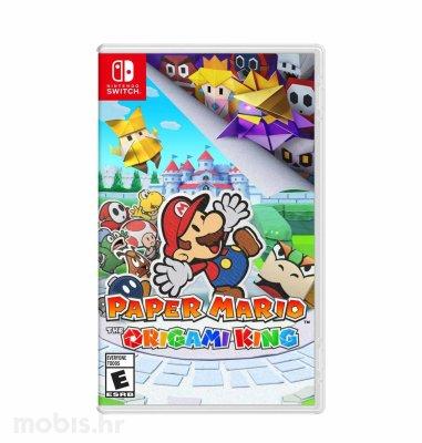 Paper Mario: The Origami King igra za Nintendo Switch