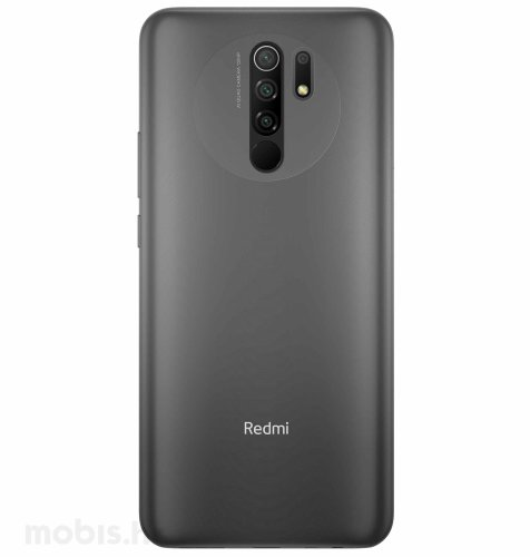 Xiaomi Redmi 9 4GB/64GB: sivi
