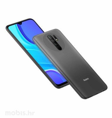 Xiaomi Redmi 9 3GB/32GB: sivi