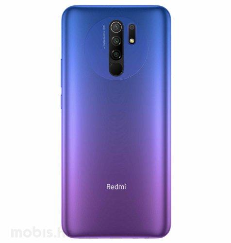 Xiaomi Redmi 9 4GB/64GB: ljubičasti