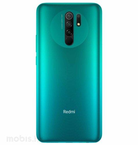 Xiaomi Redmi 9 4GB/64GB: zeleni