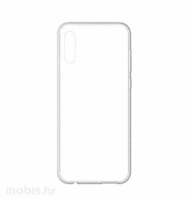 Cellular line silikonska zaštita za uređaj Huawei P Smart Pro: prozirna