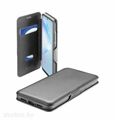 Cellular line preklopna maskica za Samsung Galaxy S20+: crna