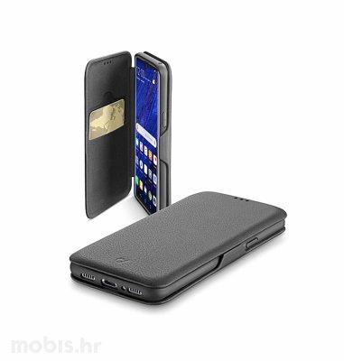Cellularline preklopna maskica za Huawei P Smart Pro: crna