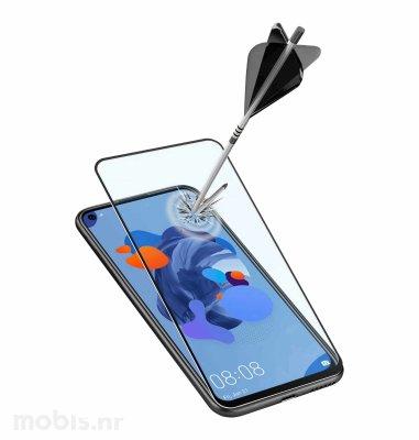 Cellular line zaštitno staklo za Huawei P40 lite: crno