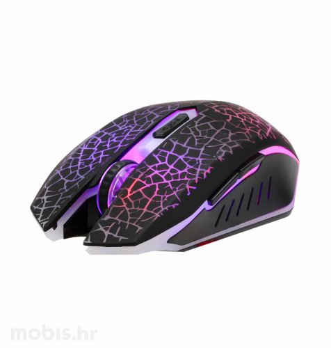 Xtrike Me gaming miš (GM-205): crni