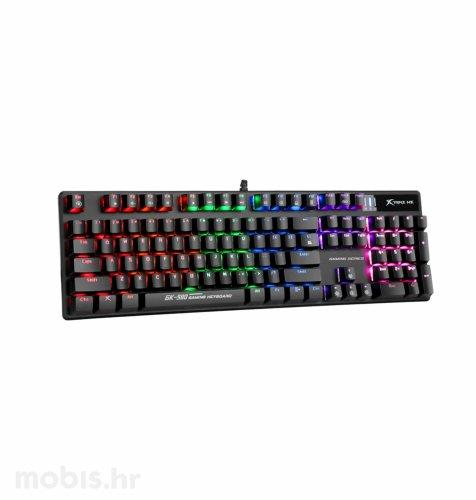 Xtrike Me mehanička gaming tipkovnica (GK-980)
