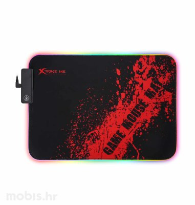 Xtrike Me RGB podloga za miš (MP-602)