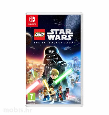 LEGO Star Wars: Skywalker Saga igra za Nintendo Switch