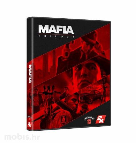 Mafia Trilogy igra za PS4